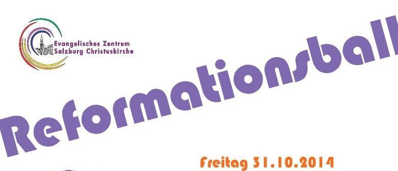 Reformationsball 2014
