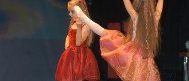 Balletteinführung ab 6 Jahren