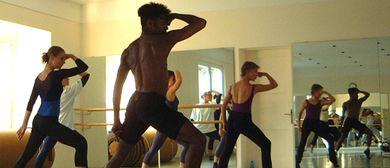 Modern Jazzdance Fortgeschrittene