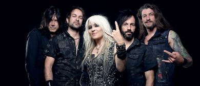 "Doro ""30 Years - Strong & Proud Tour 2014"" @ Conrad Sohm"