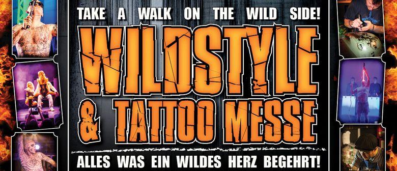 Wildstyle & Tattoo Messe 2014 - St. Pölten