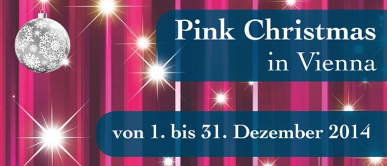 Pink Chrismas in Vienna