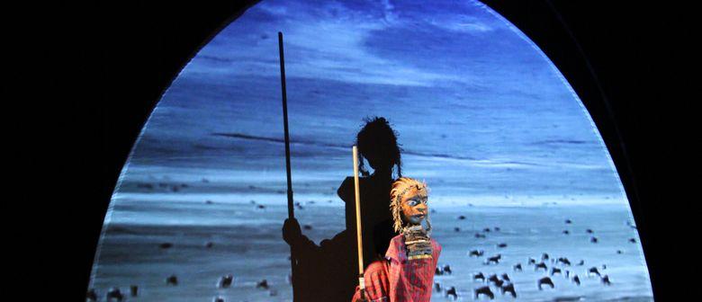 """Figurentheater """"Zheng He - als die Drachenschiffe kamen"""""""