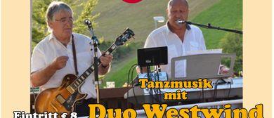 Tanzabend mit Duo Westwind