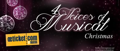 4 Voices of Musical Christmas Amstetten