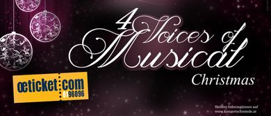 4 Voices of Musical Christmas Steyr