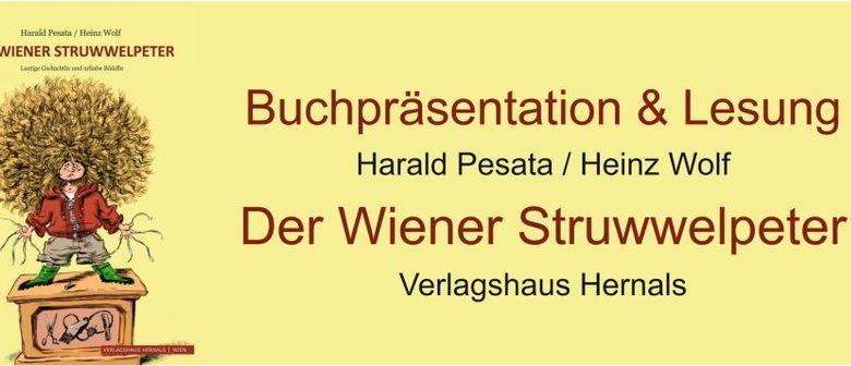 Der Wiener Struwwelpeter - Buchpräsentation & Autorenlesung