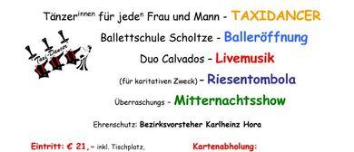 10. Grätzlball 2015 - die Ballnacht am Praterstern