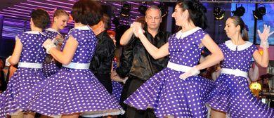 """Boogie-Weihnachts-Tanzparty"""" -  im Hotel Hlavacek Brunn a. G"""