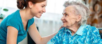 Berufliche Chancen in Betreuung und Pflege