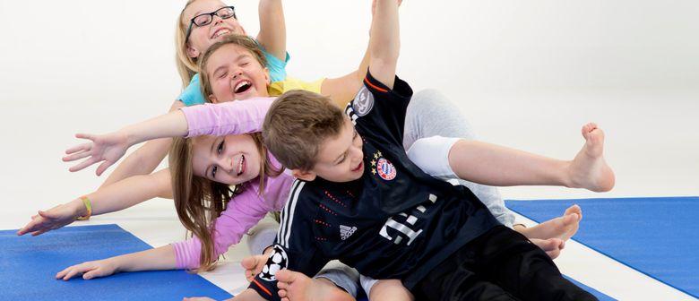 Kinder Yoga (7 - 10 Jahre): CANCELLED