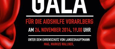 Gala für die Aidshilfe Vorarlberg