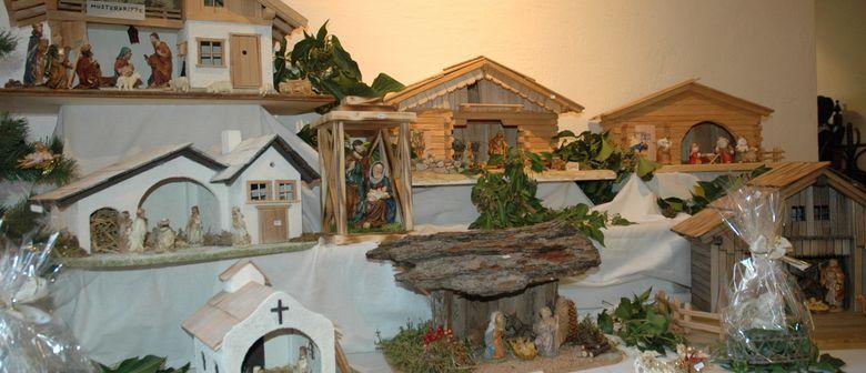 Weihnachtsmarkt - Handwerk, Krippen und Kunst