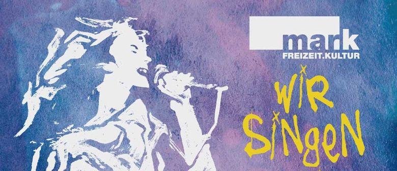 Wir singen uns die Münder wund – Gesangswettbewerb