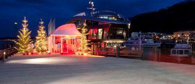 Weihnachten auf dem Bodensee