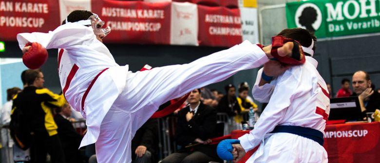 Austrian Karate Championscup 2015