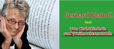 Von Christkinderln und Weihnachtsmandeln - Gerhard Blaboll