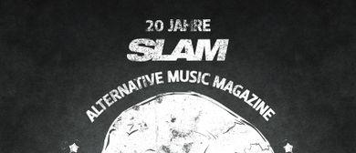 HIGH SPIRITS (USA) @ 20 Jahre SLAM Alternative Music Mag