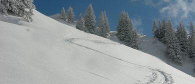 Skitourentage in Batschuns