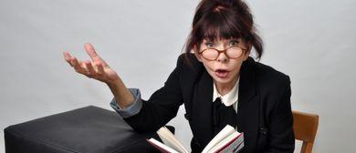 Lesung mit Dolores Schmidinger: Im Bett mit dem Teufel