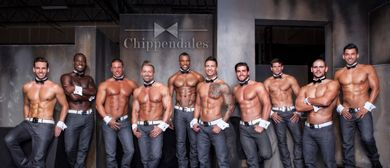 """THE CHIPPENDALES - """"GET LUCKY"""" TOUR 2015"""