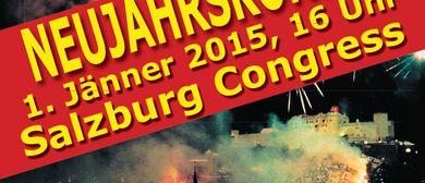 Neujahrskonzert mit dem Eisenbahner-Musikverein Salzburg