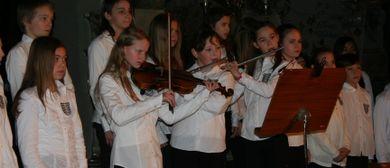 Adventkonzert der Musikmittelschule