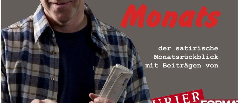 """Robert Mohor - """"Bilanz des Monats"""""""
