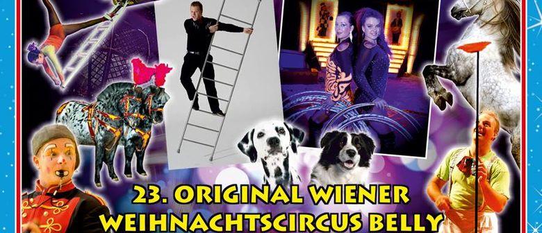 23. Wiener Weihnachtscircus Belly