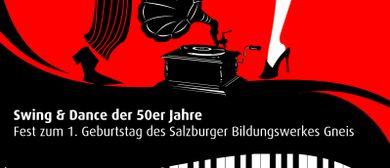 Swing & Dance  der 50er Jahre - 1 Jahr SBW Gneis