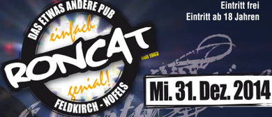 SIlvester-Nachmittags-Party im Roncat