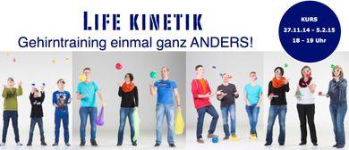 Life Kinetik - Gehirntraining einmal ganz anders!: CANCELLED
