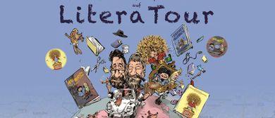 Harald Pesata & Christian Hemelmayr auf LiteraTour!