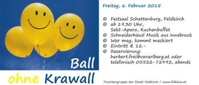 Ball ohne Krawall