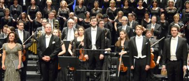 Bruckner: Messe in d-Moll und Te Deum