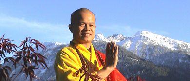Vortrag Qi Gong; Lernen vom Shaolinmeister Shi Xinggui.