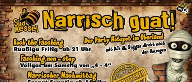 Narrisch guat - Rock the Fasching