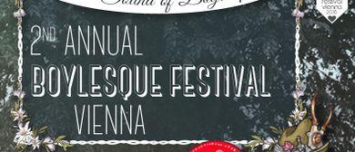 2nd Annual Boylesque Festival