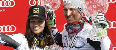 Public Viewing: Rot-weiss-roter Jubel? Alpine Ski-WM 2015