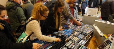 Comic & Film Börse 25.1.2015