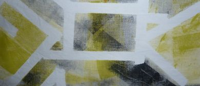 Art contact project - printed materials - Stoffe bedrucken
