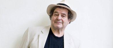 Erwin Steinhauer im Februar beim Kulturbuffet