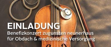 neunerhaus Benefizkonzert - Sinfonia Academica