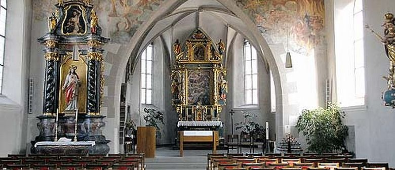 Von der Alten zur Neuen Kirche