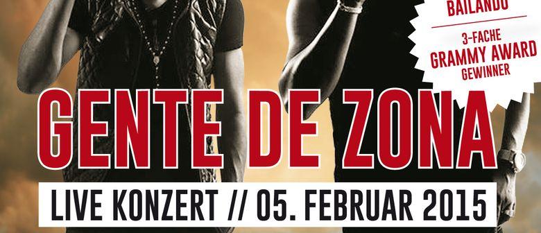 Grammy Award Gewinner GENTE DE ZONA live in Wien