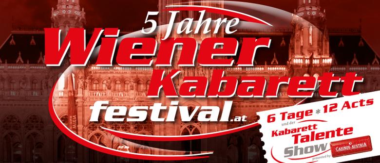 5 Jahre Wiener Kabarettfestival
