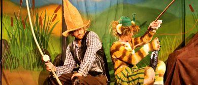 Wittener Kinder- und Jugendtheater – Pettersson zeltet