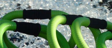 smoveyAQUA - Unterwassergymnastik mit den grünen Ringen