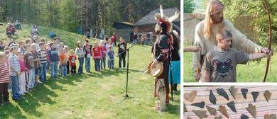 Indianercamp-Ardagger