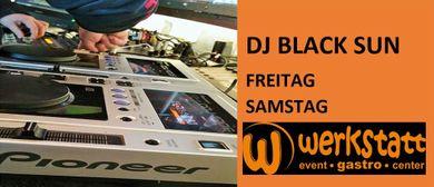DJ Black Sun - Live in der Werkstatt